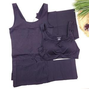 Yummie 4pc Seamless Shapewear Wardrobe Essentials